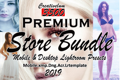 (95%Off) 3500 Premium Store Bundle