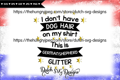 Cutting file Dog Hair German Shepherd, german shepherd svg, cut file