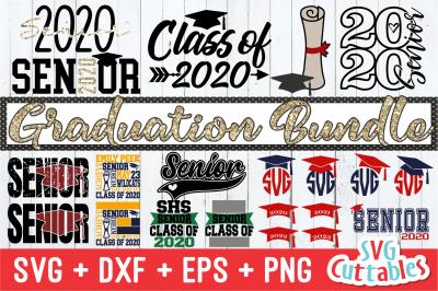 Graduation Bundle | Senior Graduation | SVG Cut File