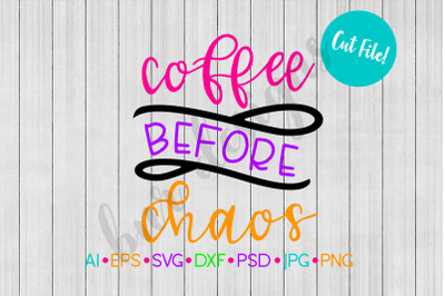 Coffee SVG, SVG File, DXF