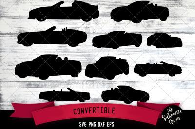 Convertible svg file, svg cut file, silhouette studio, cricut design s