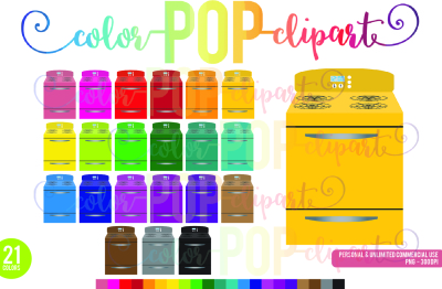 Oven Clipart Planner Clipart