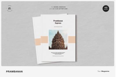 PRAMBANAN Tour Magazine