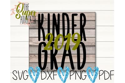 Kindergrad 2019 SVG, PDF, PNG, & DXF Design