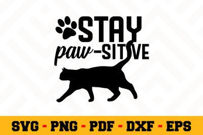 Black Cats Only Svg File By Blackcatssvg Thehungryjpeg Com