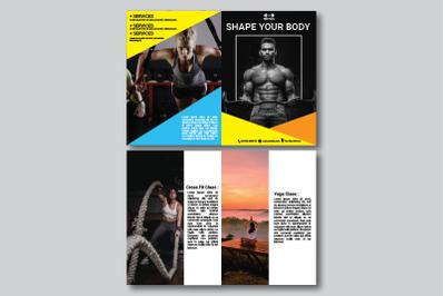 Fitness Brochure Two Fold