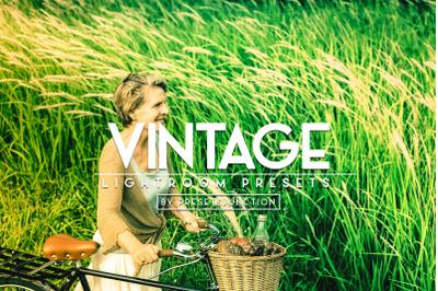 Vintage Lr and ACR Presets