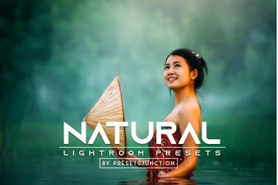 Natural Lightroom Presets