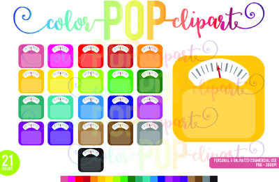 Scale Clipart Planner Clipart
