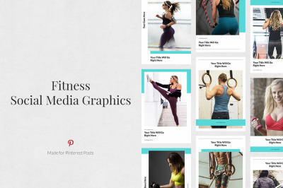 Fitness Pinterest Posts