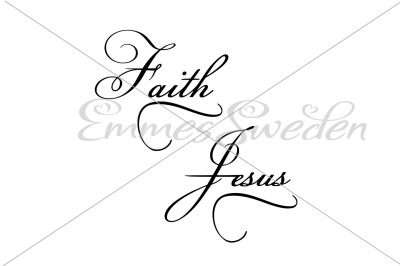 Faith, jesus, cross svg