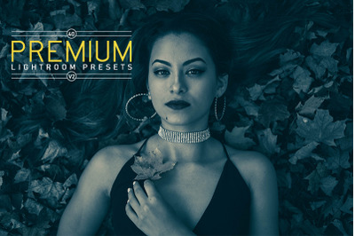 40 Premium Lightroom Presets V2