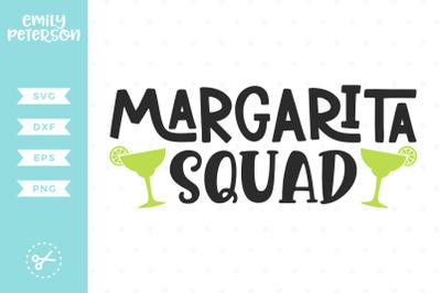 Margarita Squad SVG DXF