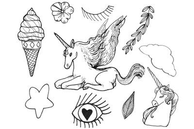 10 magic illustrations