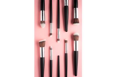 Beauty brushes.