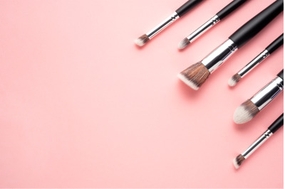 Beauty brushes.