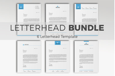 Simple Letterhead Bundle