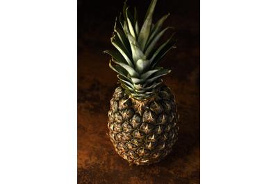 tropical summer fruit, Pine Apple
