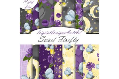Sweet firefly paper