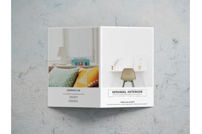 Interior Bifold Brochure Template