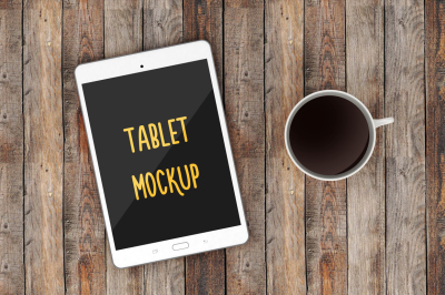 Tablet Mockup v1