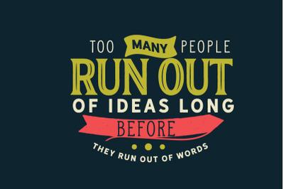 Ideas Quotes