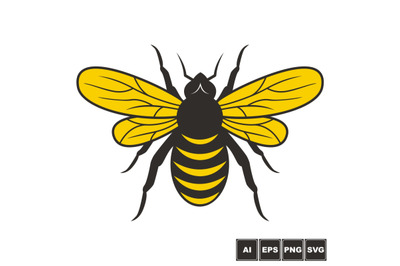 Hornet - Vector Illustration