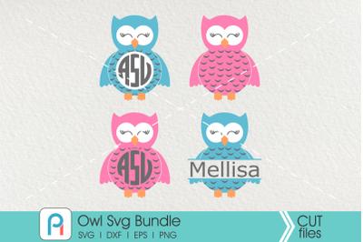 Owl Svg Bundle
