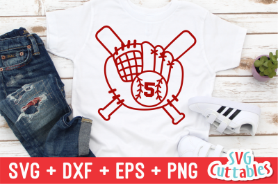 Baseball Birthday | SVG Cut File