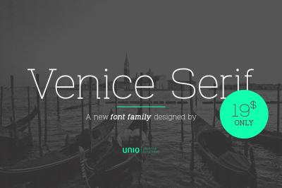 Venice Serif