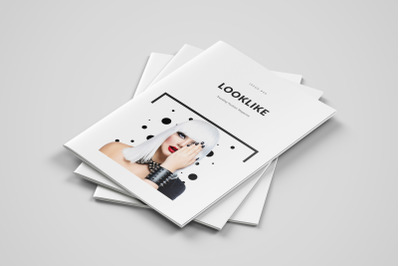 Minimal Fashion Magazine - Portfolio - Lookbook