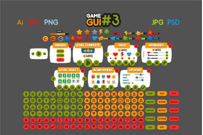 2D Game GUI #3