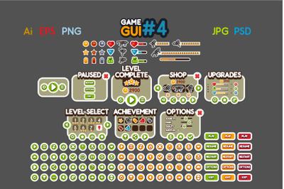 2D Game GUI #4