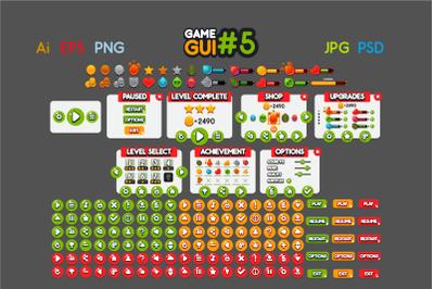 2D Game GUI #5