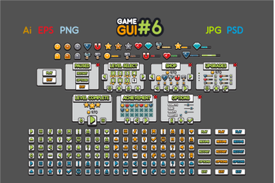 2D Game GUI #6