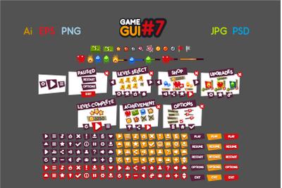 2D Game GUI #7