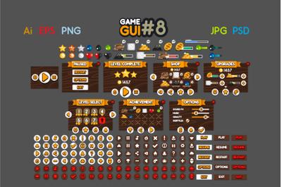 2D Game GUI #8