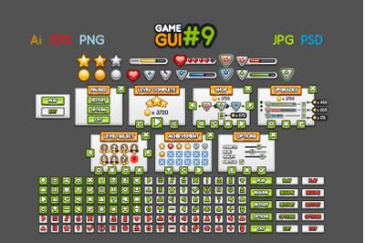 2D Game GUI #9