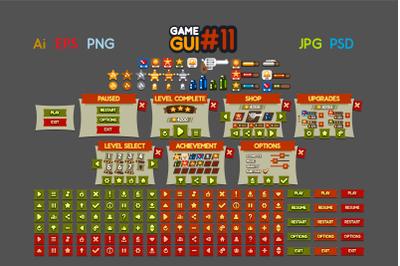 2D Game GUI #11