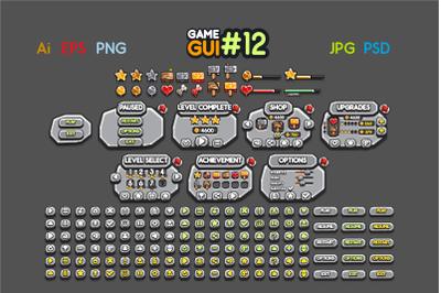 2D Game GUI #12