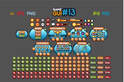 2D Game GUI #13