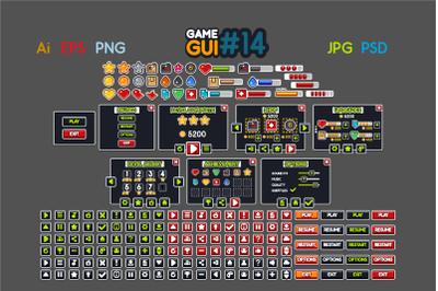 2D Game GUI #14