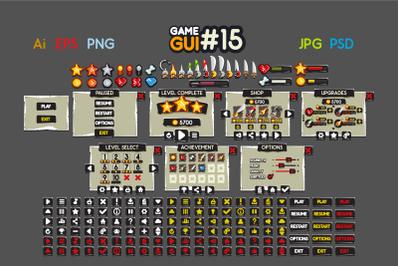 2D Game GUI #15