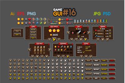 2D Game GUI #16