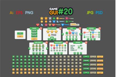 2D Game GUI #20
