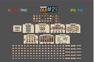 2D Game GUI #21