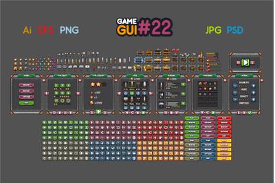 2D Game GUI #22