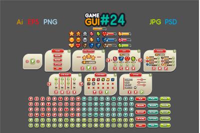 2D Game GUI #24