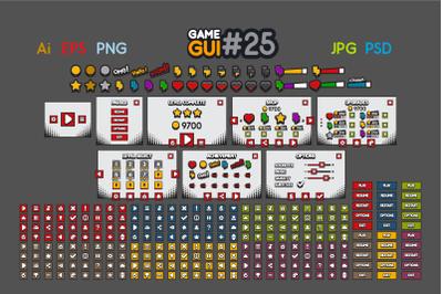 2D Game GUI #25