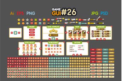 2D Game GUI #26